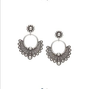 Taxco statement earrings